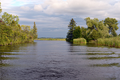 Scenic Views on Tay Canal, Ontario