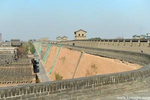 Pingyao Ancient City Wall, China