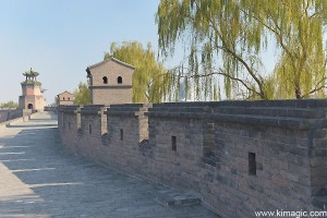 Pingyao Ancient City Wall, Shanxi, China