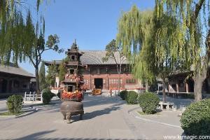 Pingyao City Temple
