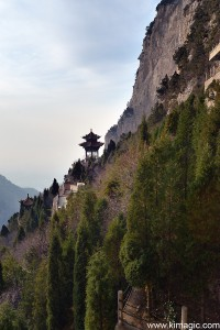 Mianshan Dragon head Area