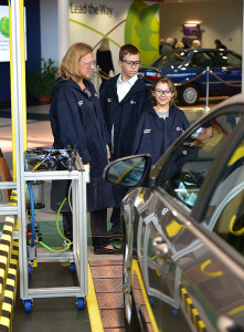 Informative Free Tours to Toyota Plant near Cambridge, Waterloo Region, Ontario, Canada