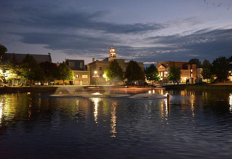 Perth, Lanark County