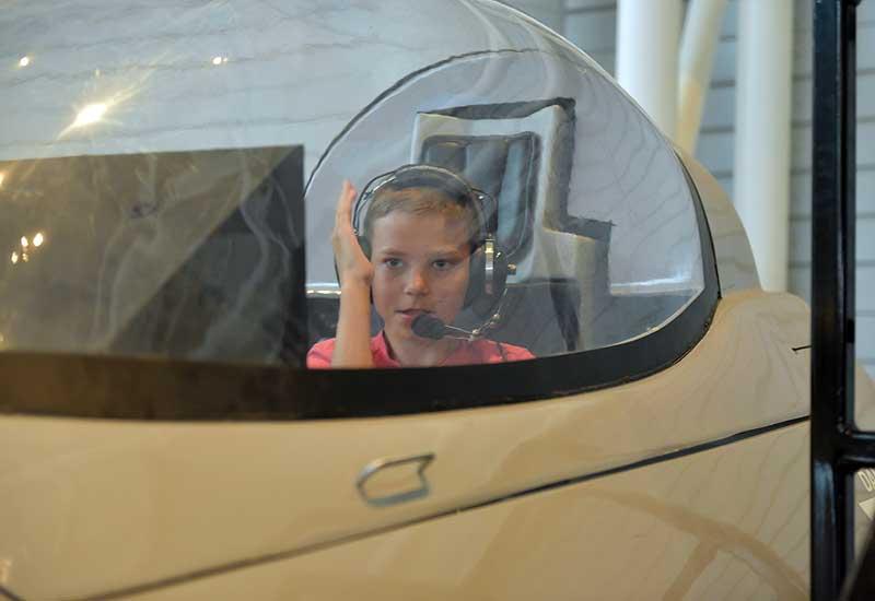 Fighter jet Simulator