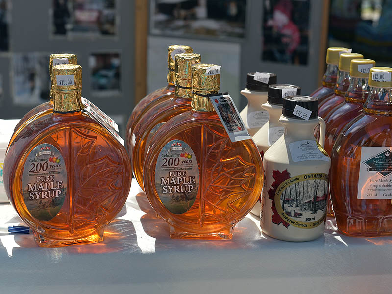 200th Perth Maple Syrup