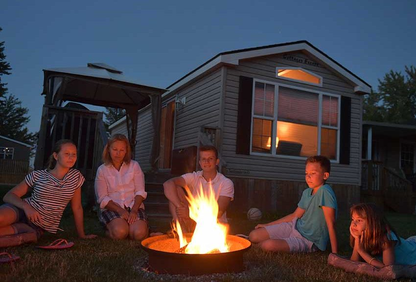 Family Nights at McReary Beach Resort