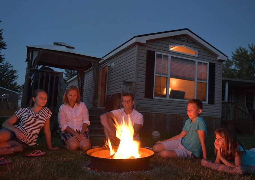 Family Nights at McReary Beach Resort