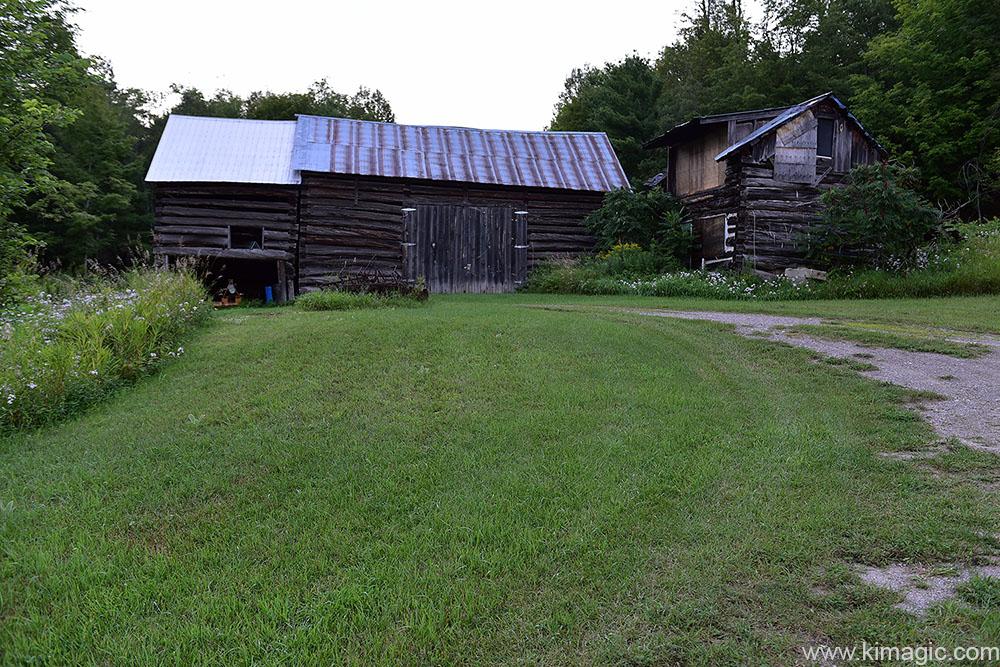Dancing Bass Lodge, Original Farm House