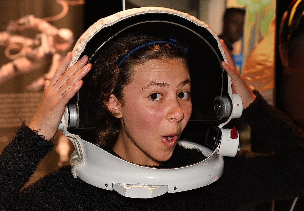 Ontario Science Centre, Summer of Space, Space Lab