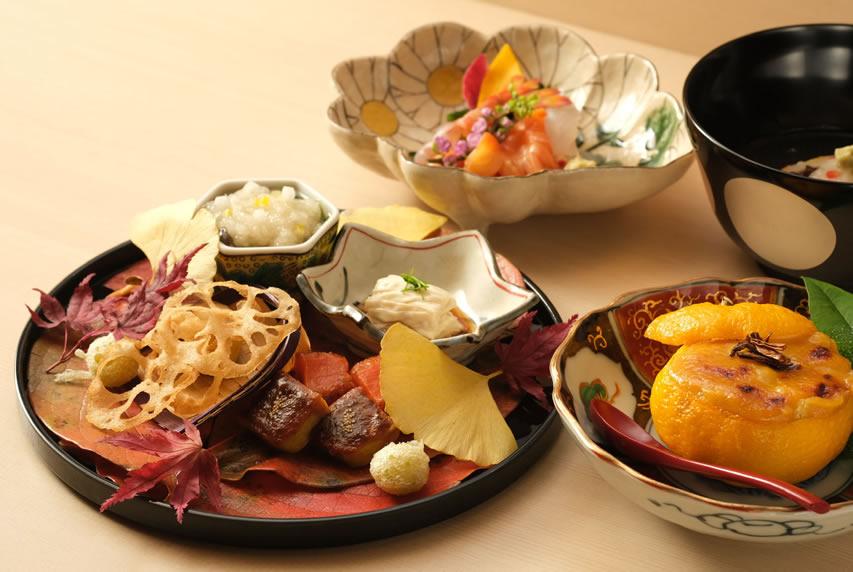 Japanese Kaiseki Restaurants, Joy of Seasons